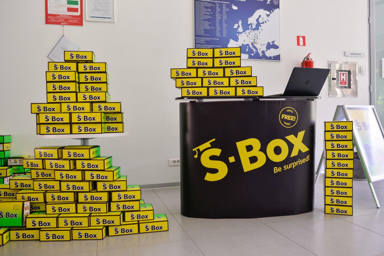S-Box 2018